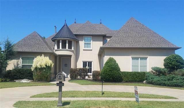 9487 E 105th Street S, Bixby, OK 74133 (MLS #2027884) :: Active Real Estate