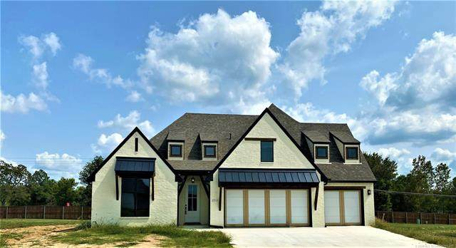 2717 S 8th Street, Broken Arrow, OK 74012 (MLS #2028067) :: Active Real Estate