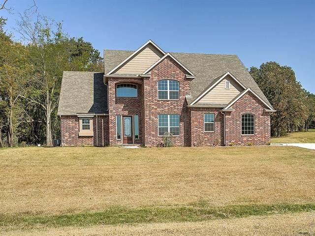 11887 W 66th Place S, Sapulpa, OK 74066 (MLS #2028141) :: Hometown Home & Ranch
