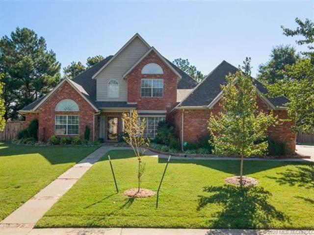 9305 N 133rd East Avenue, Owasso, OK 74055 (MLS #2028212) :: Active Real Estate