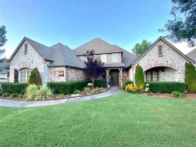 137 Williamsburg Street, Catoosa, OK 74015 (MLS #2028690) :: Active Real Estate