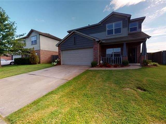 10720 N 146th East Avenue, Owasso, OK 74055 (MLS #2028713) :: Hometown Home & Ranch