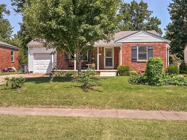 2617 E 2nd Street, Tulsa, OK 74104 (MLS #2029052) :: Active Real Estate