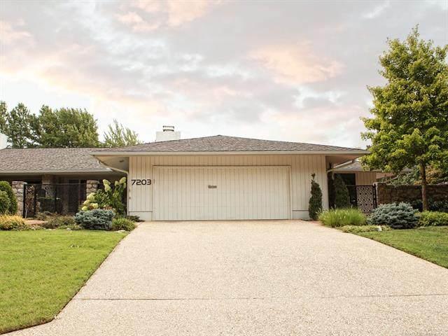 7203 S Gary Place #9, Tulsa, OK 74136 (MLS #2029260) :: Hometown Home & Ranch