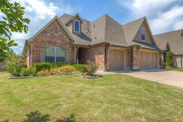 12198 S 103rd East Avenue, Bixby, OK 74008 (MLS #2029349) :: Hopper Group at RE/MAX Results