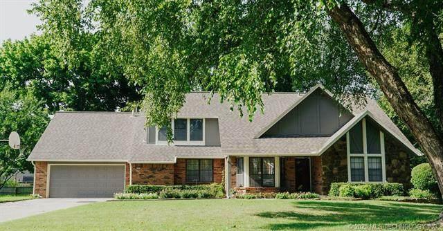 1605 W Huntsville Court, Broken Arrow, OK 74011 (MLS #2029549) :: Active Real Estate