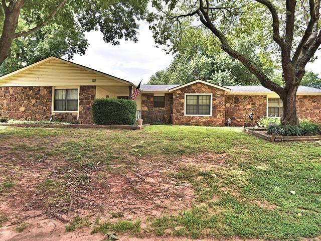 7300 S Ash Place, Broken Arrow, OK 74011 (MLS #2029557) :: Active Real Estate