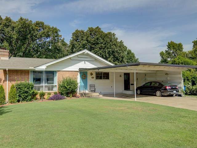 1734 S Erie Avenue, Tulsa, OK 74112 (MLS #2030244) :: Active Real Estate