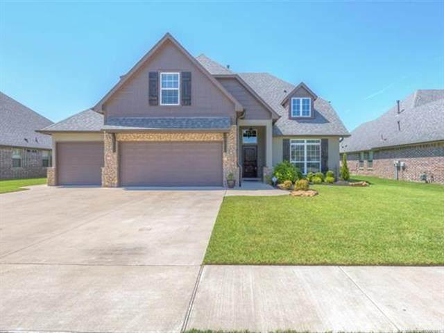 12814 S Cedar Street, Jenks, OK 74037 (MLS #2030287) :: Active Real Estate
