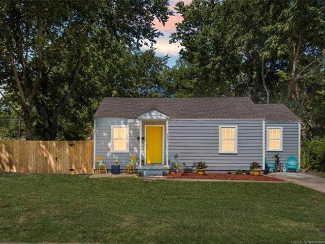 411 E Seminole Place, Tulsa, OK 74106 (MLS #2030415) :: Hopper Group at RE/MAX Results