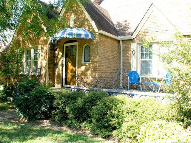 1532 S Delaware Avenue, Tulsa, OK 74104 (MLS #2030593) :: Hopper Group at RE/MAX Results