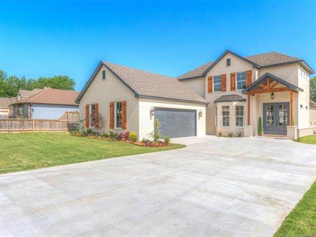 1719 W Pine Place, Tulsa, OK 74127 (MLS #2031609) :: Active Real Estate