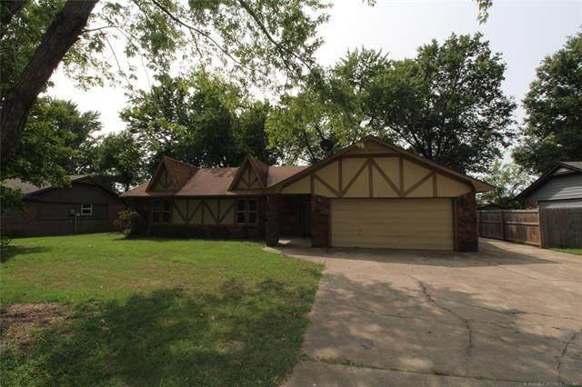 312 B Street NE, Inola, OK 74036 (MLS #2031705) :: Active Real Estate