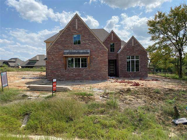 2512 E 136th Place, Bixby, OK 74008 (MLS #2031745) :: Active Real Estate