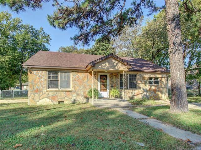 703 N Vinita Avenue, Tahlequah, OK 74464 (MLS #2033606) :: Hometown Home & Ranch