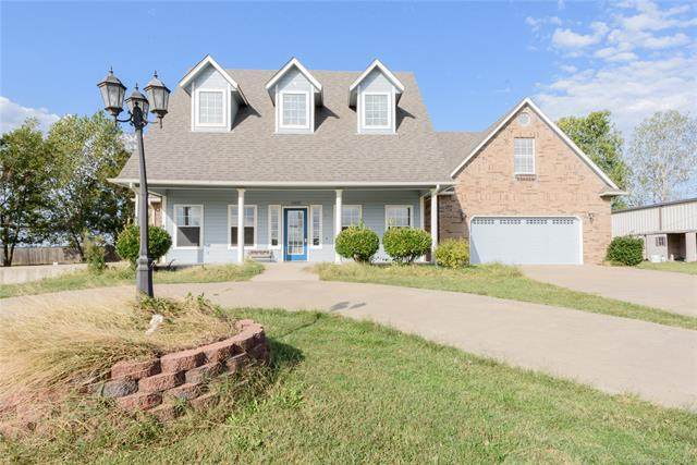 14432 N 50th West Avenue E, Skiatook, OK 74070 (MLS #2033713) :: Hopper Group at RE/MAX Results