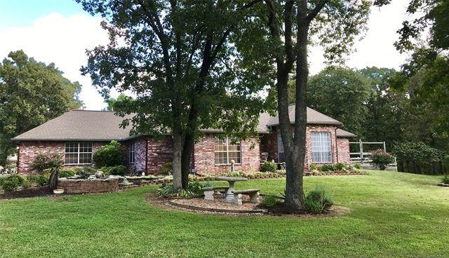 18017 S 128th East Court S, Bixby, OK 74008 (MLS #2034218) :: Active Real Estate