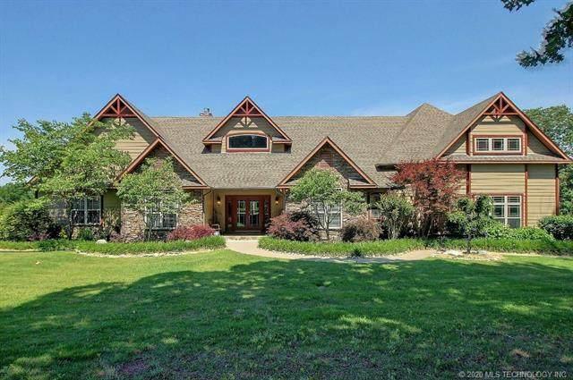 18890 Timberlake Drive, Claremore, OK 74017 (MLS #2035439) :: 918HomeTeam - KW Realty Preferred
