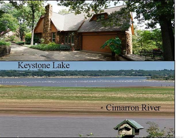 1721 S Overlook Drive, Terlton, OK 74081 (MLS #2035458) :: 918HomeTeam - KW Realty Preferred