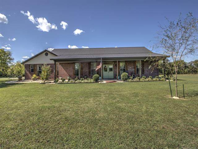 20206 S 4112 Road, Claremore, OK 74019 (MLS #2035902) :: Hopper Group at RE/MAX Results
