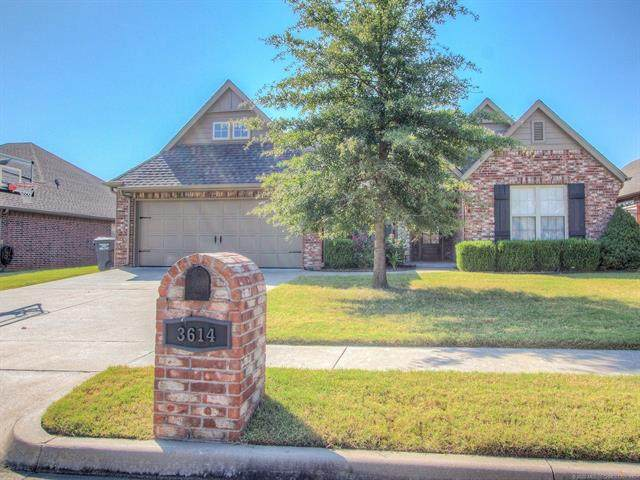 3614 W 107th Court S, Jenks, OK 74037 (MLS #2036748) :: Active Real Estate