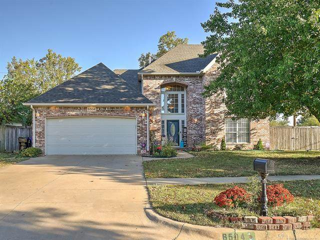 6504 E Broadway Street, Broken Arrow, OK 74014 (MLS #2036871) :: RE/MAX T-town