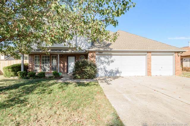 3904 S Sycamore Avenue, Broken Arrow, OK 74011 (MLS #2037067) :: Hometown Home & Ranch