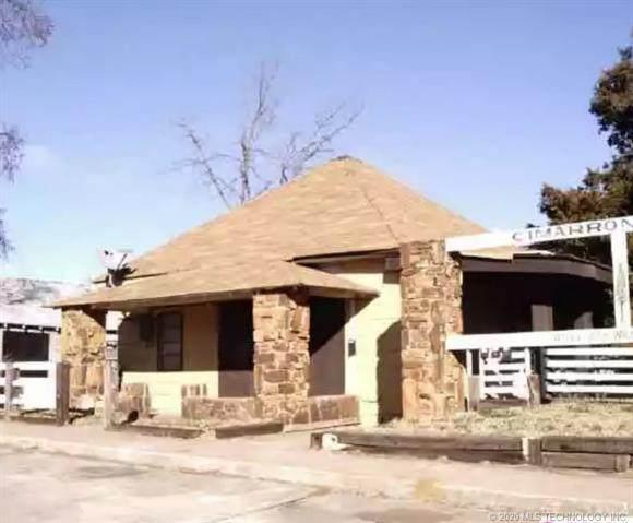 217 N Wilson Avenue, Tulsa, OK 74063 (MLS #2037424) :: Active Real Estate