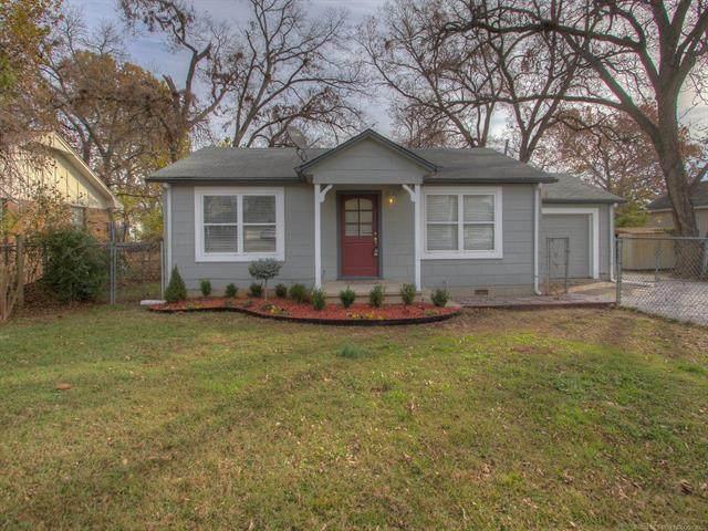 519 N Forest Street, Jenks, OK 74037 (MLS #2037684) :: Hometown Home & Ranch