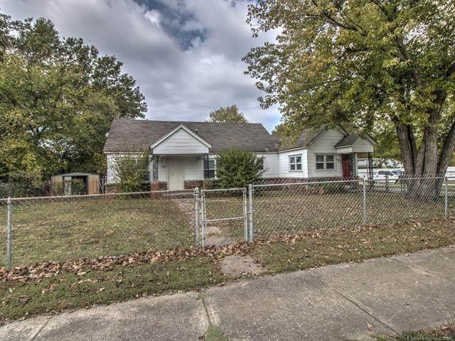 615 N Seminole Avenue, Claremore, OK 74017 (MLS #2037997) :: Hometown Home & Ranch