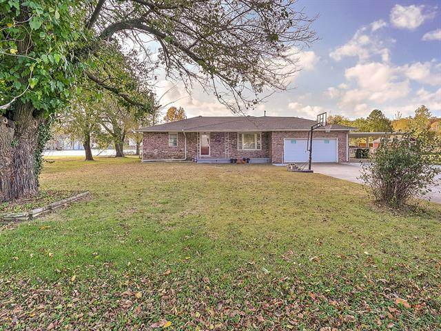 502 W Teel Road, Sapulpa, OK 74066 (MLS #2038154) :: RE/MAX T-town