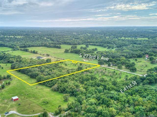 10 S 273rd East Avenue, Broken Arrow, OK 74014 (MLS #2038496) :: Hometown Home & Ranch