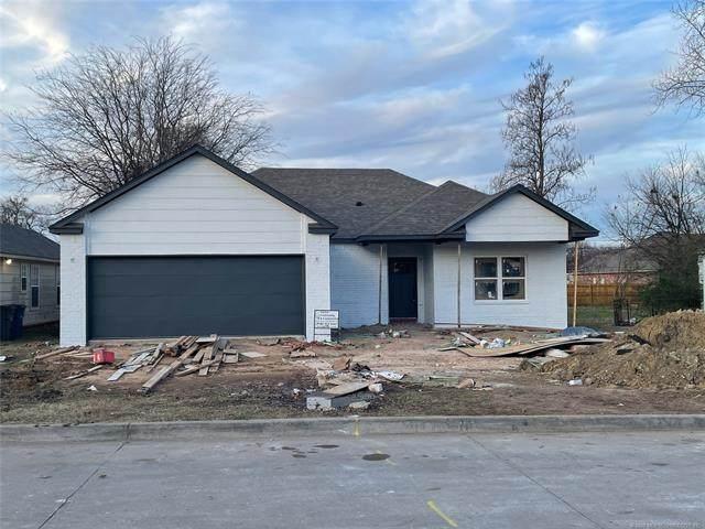 537 E Seminole Place, Tulsa, OK 74106 (MLS #2038560) :: 580 Realty