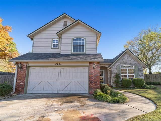 2701 Highwood Drive, Claremore, OK 74017 (MLS #2039036) :: 918HomeTeam - KW Realty Preferred