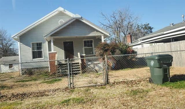 705 Creek Street, Muskogee, OK 74403 (MLS #2039049) :: Hopper Group at RE/MAX Results