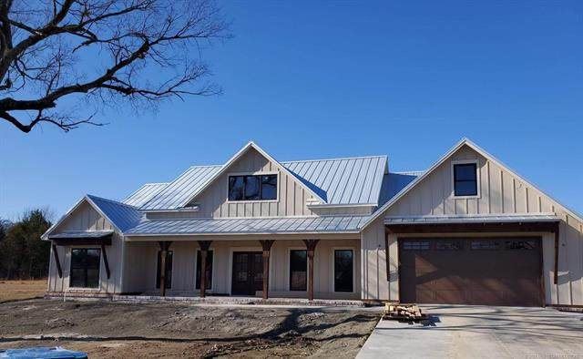 83 Cross Creek Road S, Eufaula, OK 74432 (MLS #2039774) :: 580 Realty