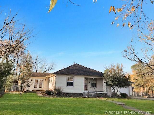1018 E Seneca Avenue E, Mcalester, OK 74501 (MLS #2040369) :: Hometown Home & Ranch