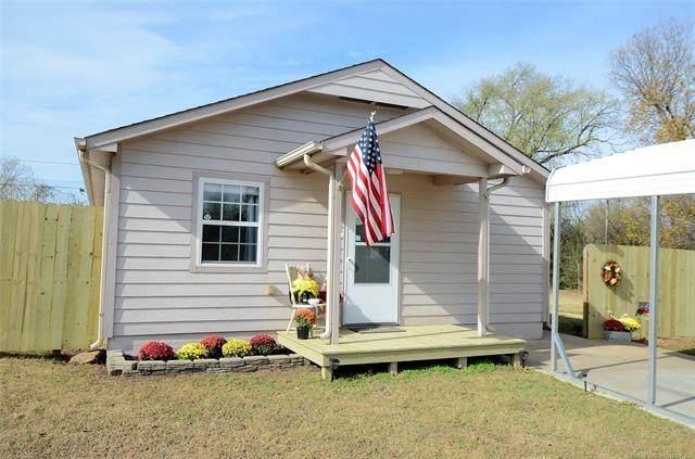 1414 S Oak Street, Bristow, OK 74010 (MLS #2040679) :: Hometown Home & Ranch