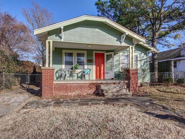 1339 S Gary Avenue, Tulsa, OK 74104 (MLS #2041186) :: Active Real Estate