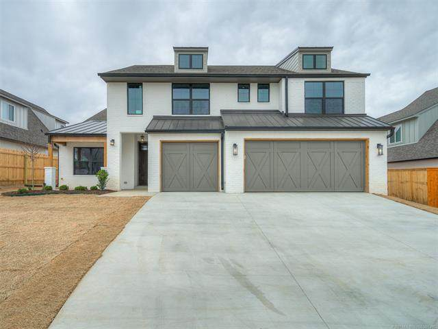 6005 E 127th Place, Bixby, OK 74008 (MLS #2041721) :: RE/MAX T-town