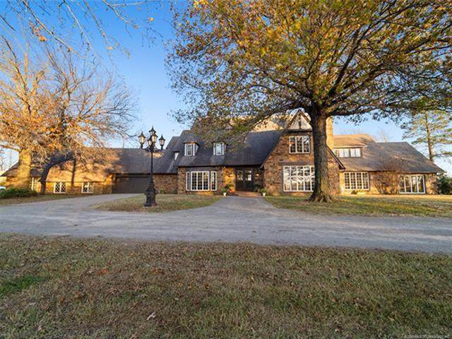 7133 S 425 Road, Inola, OK 74036 (MLS #2041923) :: Hopper Group at RE/MAX Results