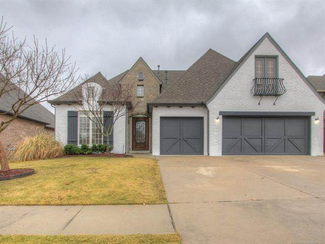 2714 E 140th Place S, Bixby, OK 74008 (MLS #2042685) :: Hopper Group at RE/MAX Results