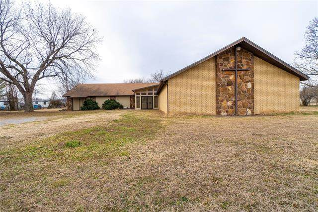 515 S Saltwell Street, Salina, OK 74365 (MLS #2043734) :: Active Real Estate