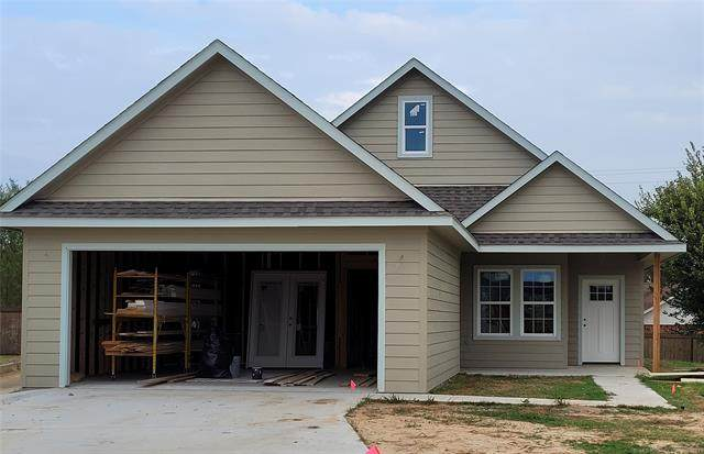 1178 Wild Indigo Circle, Calera, OK 74730 (MLS #2043836) :: Active Real Estate