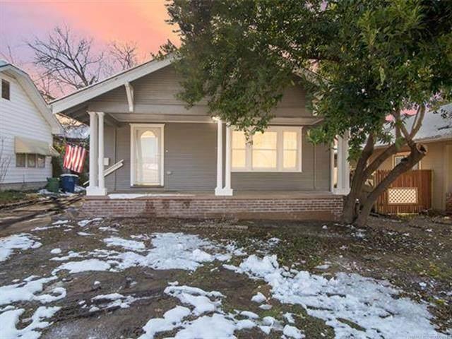 2020 E 14th Street, Tulsa, OK 74104 (MLS #2043870) :: 580 Realty