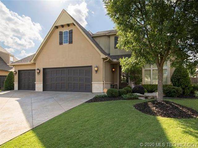631 W 79th Street, Tulsa, OK 74132 (MLS #2044688) :: Hopper Group at RE/MAX Results