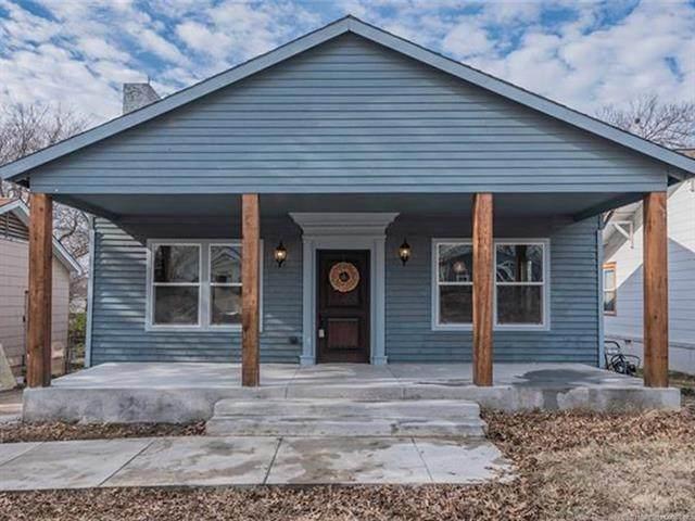1324 N Cheyenne Avenue, Tulsa, OK 74106 (#2044713) :: Homes By Lainie Real Estate Group