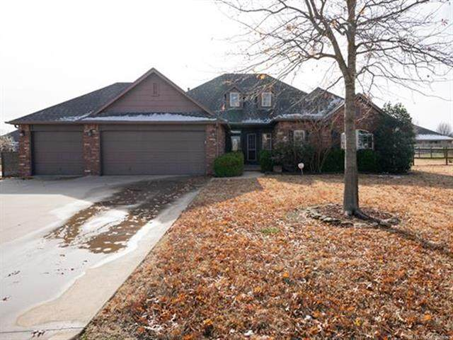 5470 E 145th Street North, Collinsville, OK 74021 (MLS #2044714) :: Hopper Group at RE/MAX Results
