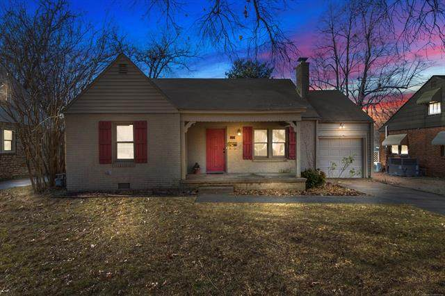 1232 S New Haven Avenue, Tulsa, OK 74112 (MLS #2100240) :: RE/MAX T-town