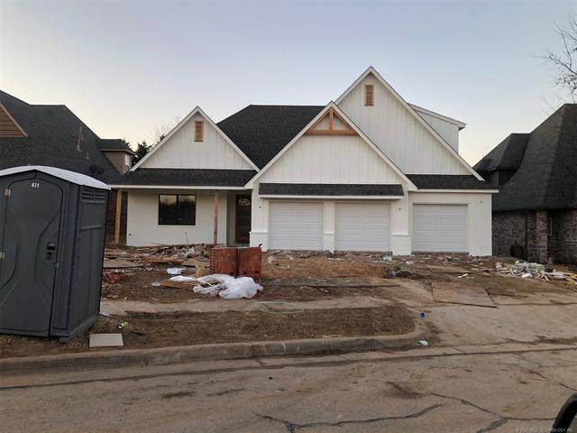 9090 E 118th Place S, Bixby, OK 74008 (MLS #2101061) :: RE/MAX T-town